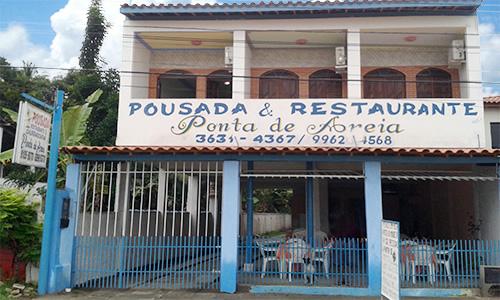 Pousada Ponta de Areia - Itaparica BA
