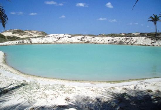 Praia de Beberibe :: Pousada Recanto da Praia - Beberibe CE