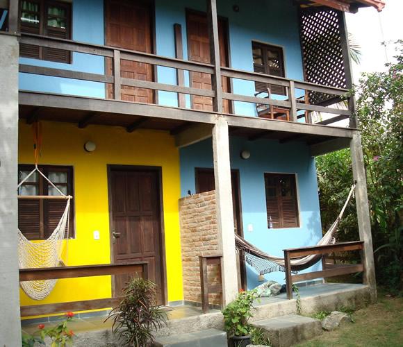 quartos de casal  :: Casa do Val e da Thais - Guarapari ES
