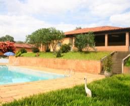 piscina :: Pousada Bela Vista - Betim MG