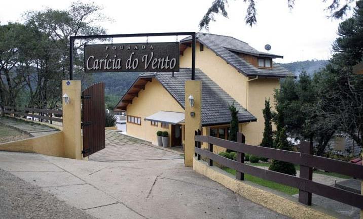Pousada Carícia do Vento - Monte Verde MG