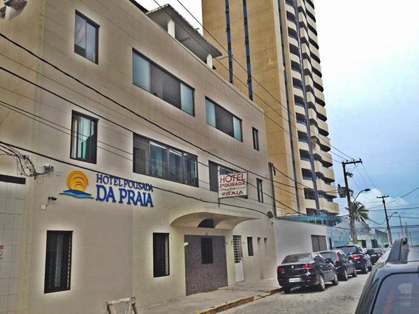 Hotel Pousada da Praia - Recife PE
