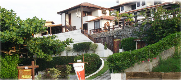 Arambaré Hotel Pousada - Búzios RJ