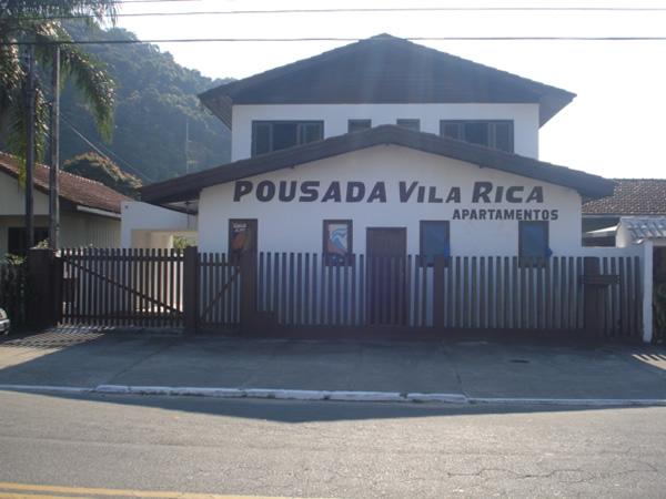 Pousada Vila Rica - Guaratuba PR