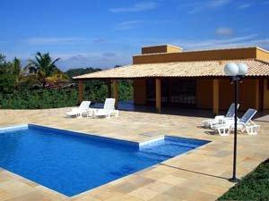 Area de lazer :: Pousada Villa Verde - Búzios RJ