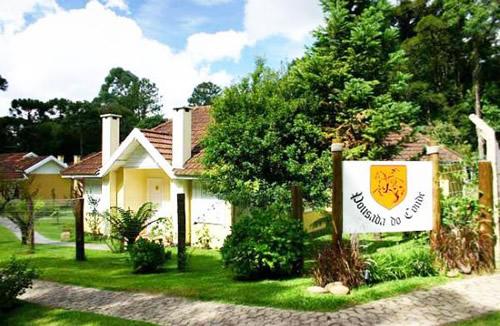 localização previlegiada Bairro Nobre, rodeada de muito verde :: Pousada do Conde - Canela RS