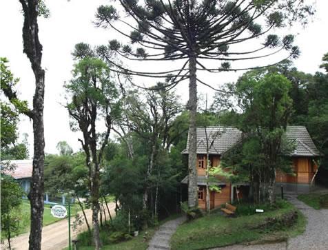 Pousada Floresta Negra - Canela RS