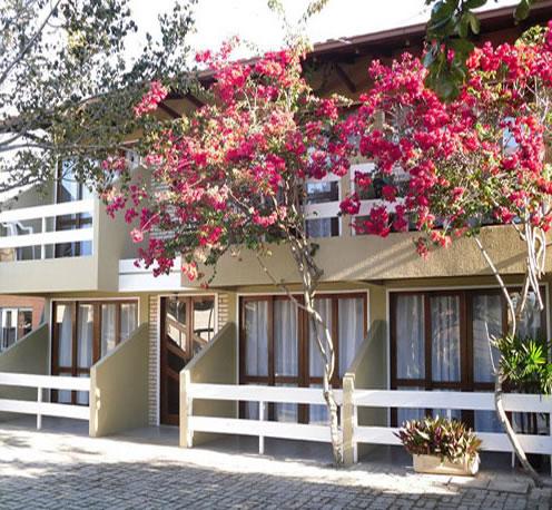 APTO STANDARD FACHADA :: Pousada Marina do Sol - Florianópolis SC