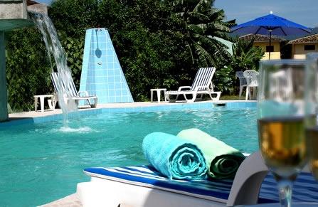 Piscina :: CostaBela Apart Hotel e Pousada - Ilhabela SP