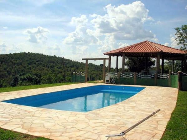 piscina  :: Pousada Sitio Waltinho - Mairiporã SP