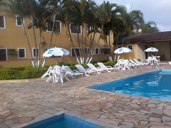 Piscina Adulto e Infantil :: Hotel Xapuri - Peruíbe SP