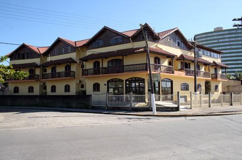Vista externa :: Saray Hotel Pousada - Peruibe SP