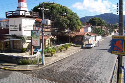 Pousada Cavalo Marinho - Ubatuba SP
