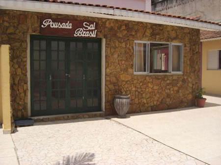 recpeção :: Pousada Sal Brasil - Praia Grande SP