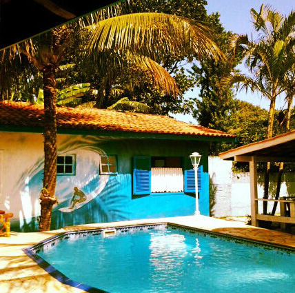 Casa do Surf House Maresias