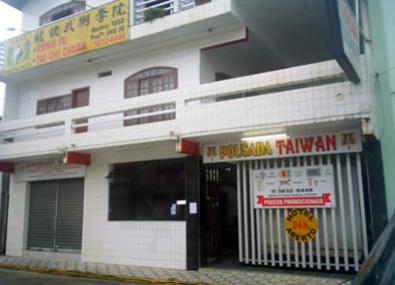 Pousada Taiwan - Ubatuba SP
