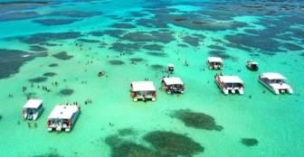 Praia de Maragogi :: Poutur Pousada - Maceió AL
