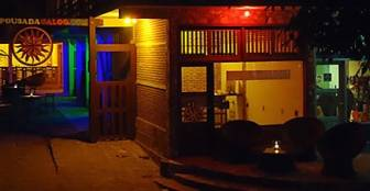 Hall de entrada da Pousada Galoo :: Pousada Galoo - Jericoacoara CE