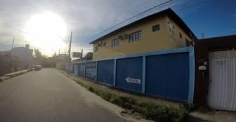 Fachada da pousada, quase 03 terrenos :: Pousada Estrela da Praia - Guarapari ES