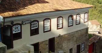 Pousada Casa dos Contos - Ouro Preto MG