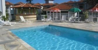 nossa piscina :: Pousada Paraíso do Atlântico - Arraial do Cabo RJ