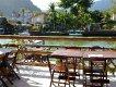 Restaurante Caiçara, vizinho da Pousadinha :: Pousadinha da Barra da Tijuca - Rio de Janeiro RJ