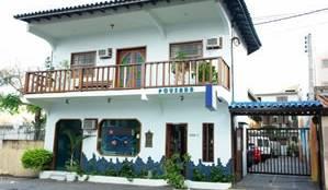 fachada :: Pousada Água Marinha - Cabo Frio RJ