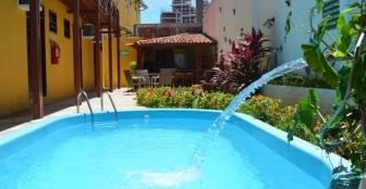 piscina :: Pousada Coco Verde - Natal RN