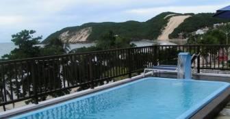 Piscina :: Pousada Hotel Azurra - Natal RN