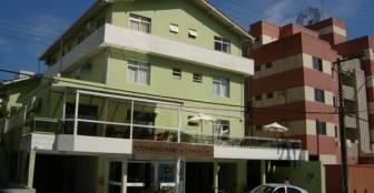 Fachada Pousada Bomar :: Pousada Bomar - Bombinhas SC