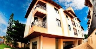 fachada frontal da Pousada da Pousada :: Pousada Atlantique - Florianópolis SC