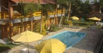 Apartamentos Duplos para até 08 pessoas :: Pousada Ilha Feia - Balneário Piçarras SC