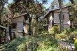 vista externa dos chales :: Pousada Villa Tambo - Campos do Jordão SP