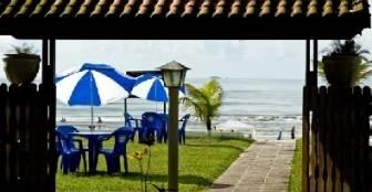 ENTRADA DA PRAIA :: Pousada Praia do Sol - Itanhaém SP