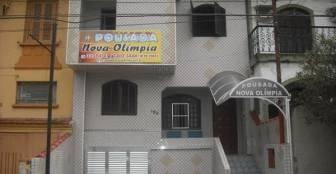 Pousada Nova Olimpia - Santos SP