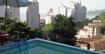 Avocado Hostel - Santos SP