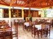 Restaurante. :: Pousada Estancia São Domingos - Serra Negra SP